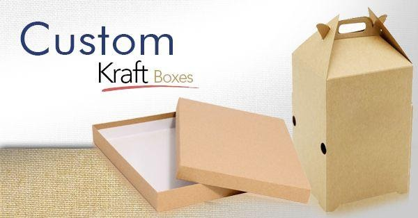 5 Top Pleasant and Apparent Kraft Packaging Box Ideas