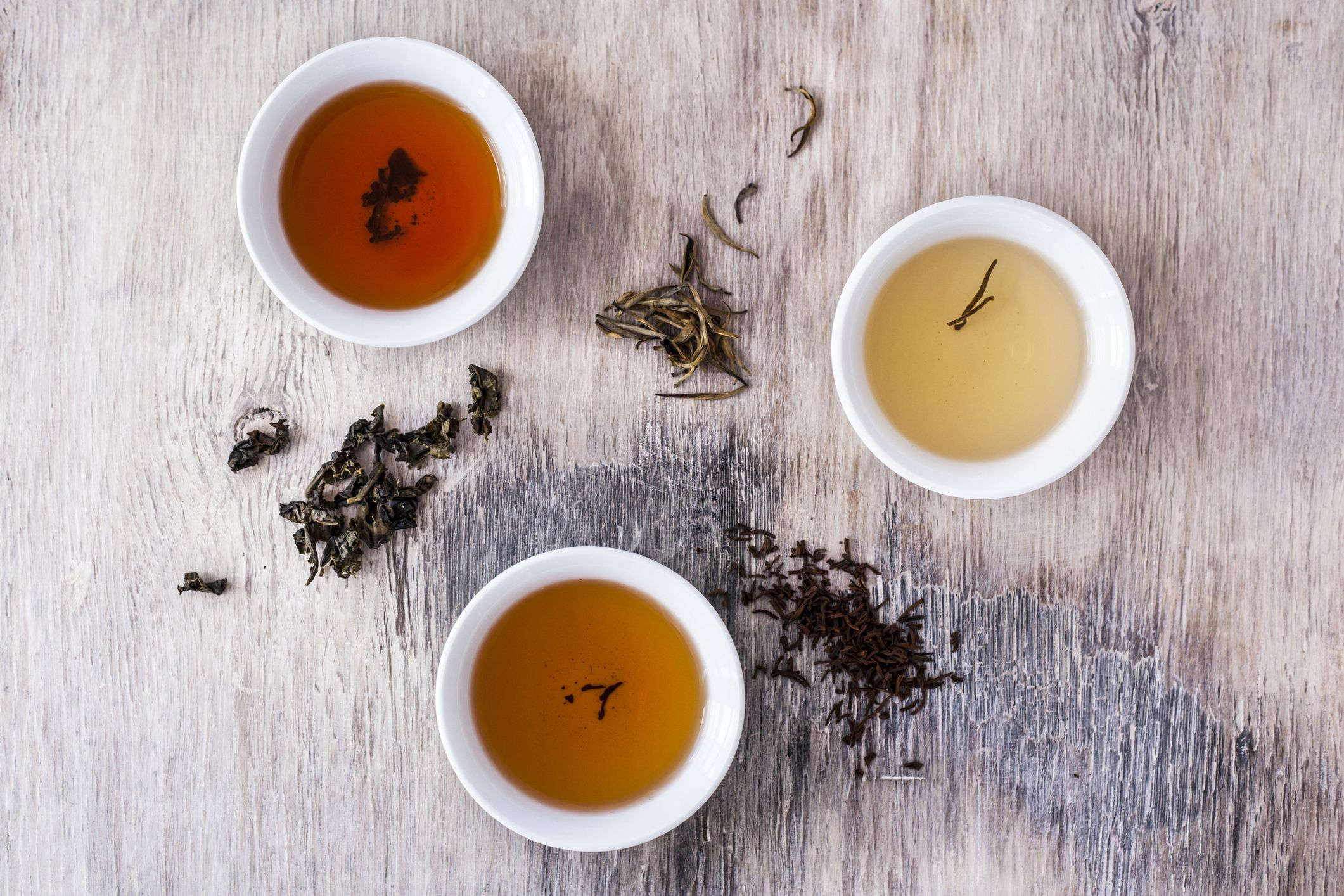 7 Types of Teas for Anxiety and Stress Management